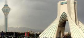 حروف انگلیسی ار تابلوهای راهنمایی تهران پاک می شود