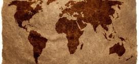بوی باران+/هشت نقشه که دید شما را نسبت به کره زمین تغییر میدهد