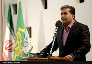 مهندس ظهرابی، مدیرکل سازمان حفاظت از محیط زیست اصفهان