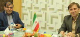 دیدار فرماندار دشتستان با رییس و شورای منطقه بوشهر سازمان عدالت و آزادی