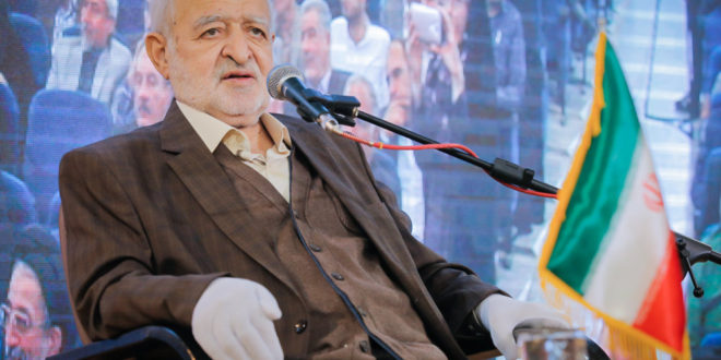 برگزاری باشکوه همایش بزرگداشت استاد سیدعلی نکویی در اصفهان