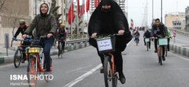 مسأله دوچرخهسواری امر دینی نیست