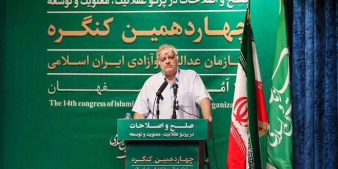 احمد شیرزاد: امید، جامعه را زنده نگه می دارد / آرمان هاى ما والاتر از وضعیت فعلی است